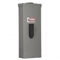 Eaton Electrical - ECC225R - Eaton ECC225R Breaker, Enclosure, 225A, 3-Phase, 240V, NEMA 3R