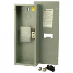 Eaton Electrical - ECC225F - Eaton ECC225F Breaker, Enclosure, 225A, 240VAC, NEMA 1 Flush, for Type CC Breaker