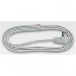BizLine - 163SPT36FTGR - Bizline 163SPT36FTGR Power Supply Cord, Type SJTW, 16/3, 6', Gray