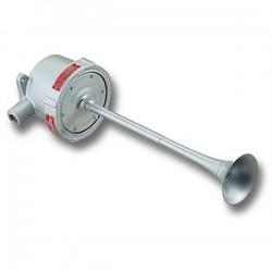 Federal Signal - 55X-120-1 - Federal Signal 55X-120-1 Resonating Horn, Explosionproof, 120VAC, 0.65A, 105dB @ 10', Aluminum
