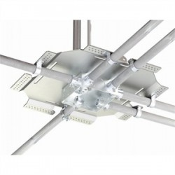 Orbit - BCHS-6S - Orbit Industries BCHS-6S Box and Conduit Hanger Support, 13.3 x 13.3