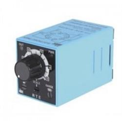 IDEC - RTE-P1AF20 - Analog Timer, Multi Mode, CMOS, RTE Series, Multifunction, 20 Ranges, 0.1 s, 600 h