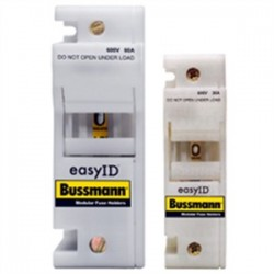 Cooper Bussmann - CH30J1I - 1-Pole Industrial Fuse Holder, AC: 600VAC, DC: Not Rated, 0 to 30A, Series LPJ, JKS, DFJ
