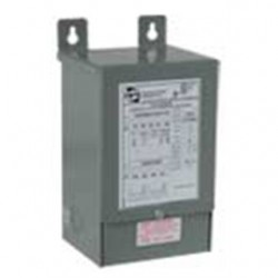 Hammond Power Solutions (HPS) - C1F005XES - Hammond Power Solutions C1F005XES Transformer, Dry Type, Fortress, 5KVA, Export Primary, 120/24VAC