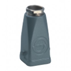 Lapp Systems - 10.4264 - Lapp 10.4264 Metal Hood/Housing, Top Entry, Size: 11, Polycarbonate