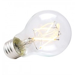 Green Creative - 57891 - Green Creative 57891 Dimmable Filament LED Lamp 4.5W, 120V
