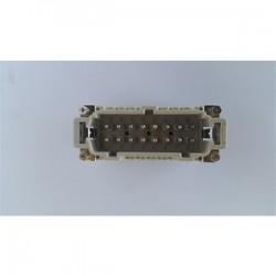 Mencom - CNEM-16T - Mencom CNEM-16T CNE series, Male Rectangular Insert