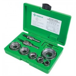 Greenlee / Textron - 648 - Greenlee 648 Quick Change Carbide Cutter Kit