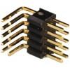 Amphenol - 20021112-00010T4LF - Board-To-Board Connector, 1.27 mm, 10 Contacts, Header, Minitek127 20021112 Series, Through Hole