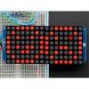Adafruit - 2037 - 16X8 1.2in LED Matrix Round LEDs - Red