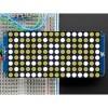 Adafruit - 2038 - 16X8 1.2in LED Matrix Round LEDs - White