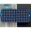 Adafruit - 2039 - 16X8 1.2in LED Matrix Round LEDs - Blue
