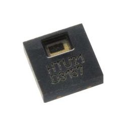 TE Connectivity - HPP845E034R5 - Humidity Sensor, 3 %, 3 V, 0% to 100% Relative Humidity, DFN, 6 Pins, 5 s
