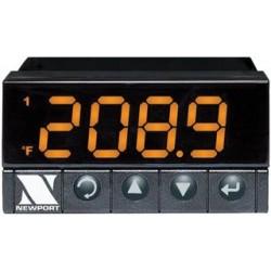 Newport Electronics - I8-AL - Alarm Controller, i Series, SPDT Relay Outputs, 1/8 DIN, 90 to 240 Vac