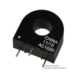 Acme Electric - AC-1020 - Current Sensing Transformer, Metering, 1CT:1CT, 20 A, Through Hole