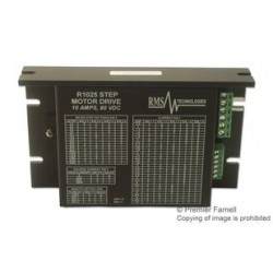 Lin Engineering - R1025-RO - Motor Driver, R1025, Microstepping, Bipolar, Two Phase, 12 to 80 Vdc, 10 A, 800 W, 1 MHz