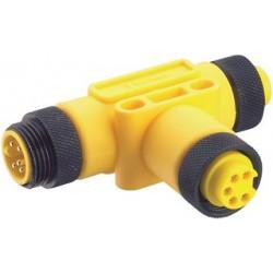 Lumberg - 0906 UTP 301 - Sensor Splitter, 2 Ports