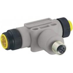 Lumberg - 0906 UTP 302 - Sensor Splitter, 2 Ports