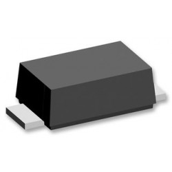 Vishay Semiconductor - SMF5V0A-E3-08 - ESD Protection Device, 9.2 V, DO-219AB, 2 Pins