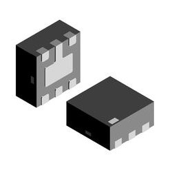 Vishay Semiconductor - VBUS054B-HSF-GS08 - ESD Protection Device, 15 V, LLP-75, 6 Pins