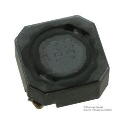 EPCOS (TDK) - B82462G4104M000 - Power Inductor (SMD), 100 H, 530 mA, 420 mA, B82462G4 Series, 6.3mm x 6.3mm x 3mm, Shielded