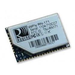Microchip - RN171-I/RM - Wireless LAN Module, IEEE 802.11 b/g, 2.4 GHz, Drop-in Wi-Fi Solution, On-board TCP/IP stack