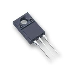 Wolfspeed / Cree - C3D06060F - Silicon Carbide Schottky Diode, SiC, Z-Rec 600V Series, Single, 600 V, 7 A, 16 nC, TO-220-F2