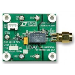 Linear Technology - DC1216A-B - Evaluation Board, High Speed, Analog to Digital Converter, Clock Source
