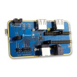 Microchip - ADM00497 - Evaluation Board, GUI for Control of all Functions, Built-in Highest Current Algorithm
