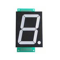 Avago - 5082-7651 - Displays Segmented Module 1DIGIT 8LED Hi-Eff. Red CA 14-Pin DIP