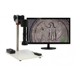 Aven Tools - 26700-109 - Auto Focus Micro System, Mighty Mag, 57.6x to 384x Magnification, 16mm-1.8mm Field of View