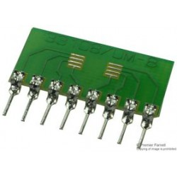 Capital Advanced - 33108 - IC Adapter, SMD Connector, 0.65mm Pitch Spacing, 2.54mm Row Pitch