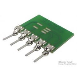 Capital Advanced - 33205 - IC Adapter, SOT23-5/SC59-5 to 5-SIP, 2.54mm Pitch Spacing, 0.65mm Row Pitch