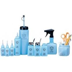 Duratool - 1464 - Bottle Dispenser, Flux, Static-Dissipative, Squeeze Bottle, 2fl.oz (US)