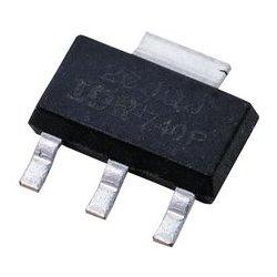 Littelfuse - MAC08BT1G - Triac, 200 V, 800 mA, SOT-223, 10 mA, 2 V, 5 W