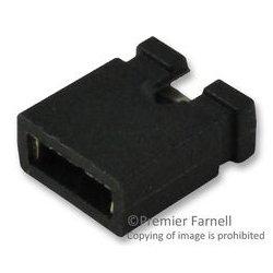 3M - 969102-0000-DA - Jumper (Busbar), Shunt, Shunt, Pin Headers, 2 Positions, 2.54 mm, 969 Series