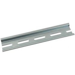 Weidmuller - 913917 - DIN Mounting Rail, DIN Rail, Weidmuller Terminal Blocks, End Brackets & Plates, 152.4 mm, 7.5 mm