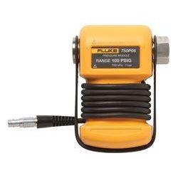 Fluke - FLUKE-750P01 CAL D - Pressure Manometer, Calibrated w/Data, 0psi to 10psi, 0 C, 50 C