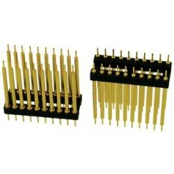 Microchip - ACICE0203 - Adapter Plug, 20-Pin, 0.300 Width Extender Adapter Plug