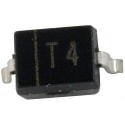 Diodes - 1N4148WS-7-F - Small Signal Diode, Single, 75 V, 150 mA, 1.25 V, 4 ns, 2 A