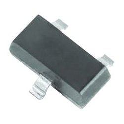Vishay Semiconductor - GSOT03C-E3-08 - ESD Protection Device, 12.3 V, SOT-23, 3 Pins, 369 W