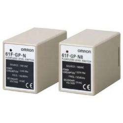 Omron - 61F-GPN-V50 AC100 - Liquid Level Controller, 100 Vac, 3.2 VA