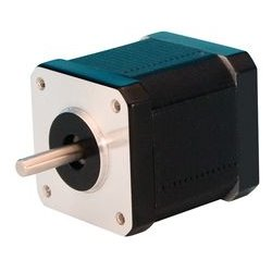 Lin Engineering - 4118S-02RO - Stepper Motor, Power Step, High Torque, Bipolar, 42.7 in-oz, 1.3 A, Two, 2.8 ohm, 3.6 mH