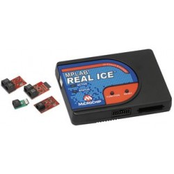 Microchip - DV244005 - Probe Kit, MPLAB Real Ice, Real-Time Execution and Real Time Trace Collection, Stopwatch