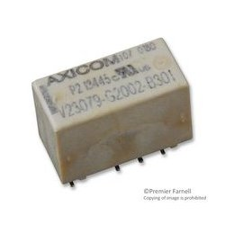 TE Connectivity - V23079G2002B301 - Signal Relay, DPDT, 6 VDC, 2 A, P2/V23079 Series, SMD, Non Latching