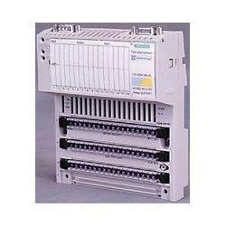 Schneider Electric - 170ADM35010 - I/O Module, Discrete, Modicon Momentum PLCs, 16 Inputs, 16 Outputs, 24 Vdc, Solid State