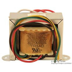 Triad Magnetics - N68X - Isolation Transformer, 50 VA, 2 x 115V, 115V, 435 mA