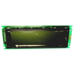 Lumex / ITW - LCM-S24064GSF - Graphic LCD, 240 x 64, Blue / Black on Yellow / Green, 5V, Parallel, English, Japanese