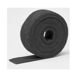 3M - 00262 - Abrasive Roll, Scotch-Brite Clean & Finish, 4 x 30', SFN, White