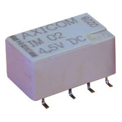 TE Connectivity - IM03JR - Signal Relay, DPDT, 5 VDC, 2 A, IM Series, SMD, Non Latching